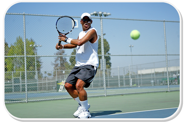 Adult Tennis League