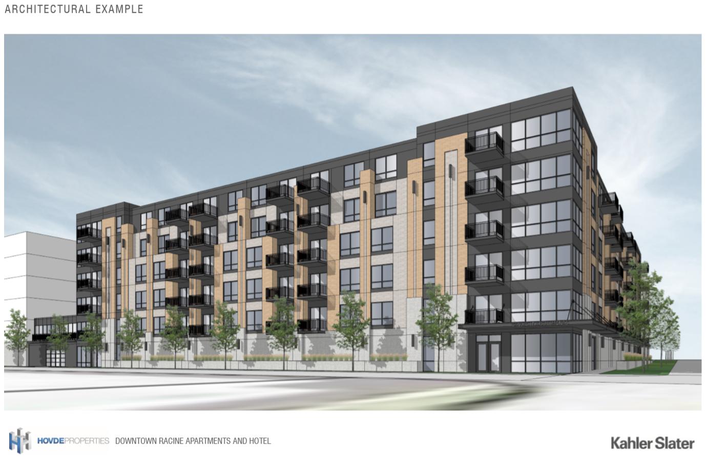 Lake Avenue Development Announcement